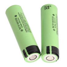 Panasonic 3.7V 18650b 3400mAh Batterie rechargeable Li-ion Panasonic 18650
