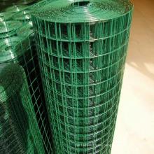 Yunde PVC recubierto de malla de alambre soldado