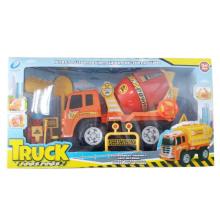 Plástico de juguete de camiones de coches de fricción (h0687124)