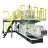 Full Automatic Clay Brick Making Machine (EV50B)