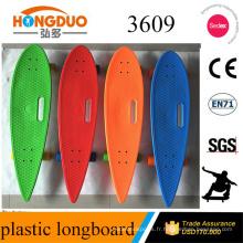 Planche de surfée à longboard chargée professionnel de 36 pouces Longboard