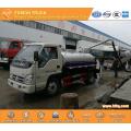foton RHD fecal suction truck 4000L hot sale