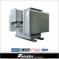Transformateur d'immersion d'huile de joint de réservoir d'huile de transformateur