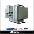 Single Phase to Three Phase Transformer Oil Immersed Transformer