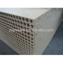 1180x2090x33mm hollow core chipboard tubular chipboard door core waterproof chipboard