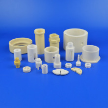 Customized Zirconia and Alumina Ceramic Tubes