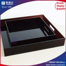 Fashion Design High Quality Acrylic Fruit Tray