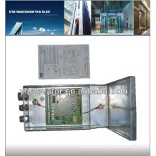 Aufzug Lastaufnahmemittel TMS600, Aufzugsspannvorrichtung, Aufzugsrettungsgerätteile