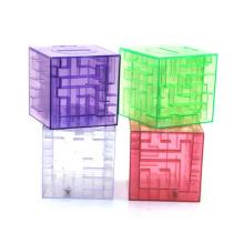fábrica novo design quebra-cabeça mealheiro interessante enigma caixa de dinheiro