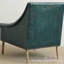 Tecido de imitação de couro de poliéster Tecido de sofás de couro