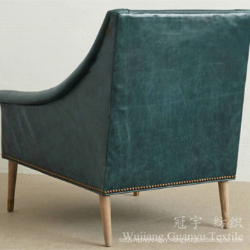 Imitation Leather Polyester Suede Leather Sofa Fabric