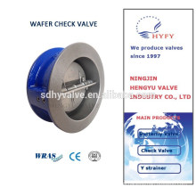 Cast Iron or Ductile Iron Wafer Check Valve
