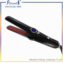 Electric Mch LCD Screen Display Temperature Hair Straightener