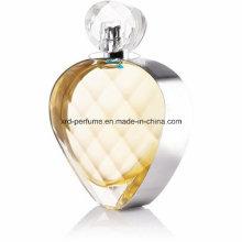 Fragancia agradable de cristal de la botella de perfume de las mujeres del cuerpo del perfume barato