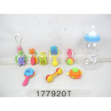 PALSTIC BABY BELL/ BABY TOYS/ BABY RATTLES TOYS