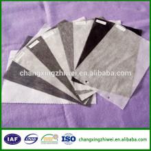 accesorios de prendas de china alibaba accesorios de tela al por mayor no tejido interlínea
