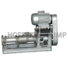 G Single Screw Pump con correa accionada Fabricante