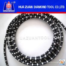 Rubber Diamond Wire Saw for Granite Quarry (HZ251)