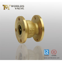 Double Flanged Al-Bronze Check Valve