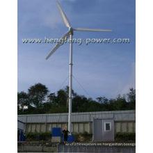 Alta eficiencia 10kw a 100kw generador eólico