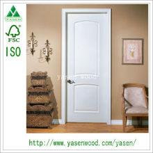 Fabrik-Innenraum gewölbte Platte weiße Holztür