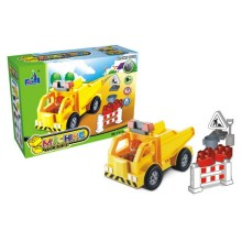 ODM for Big Blocks Toy Building Blocks for Kids export to Spain Exporter