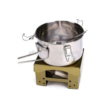 solid fuel alcohol stoves for backpacking, camping