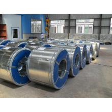PPGI / Metall / Boxen Vorlackiert Gi Struktur Zink 30g / 60g / 80g / 100g / 120g / 140g Stahlspule