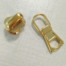 High Quality Brass Custom zip Puller for Handbag