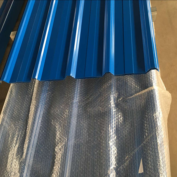840 Galvanized Corrugated Steel Sheet