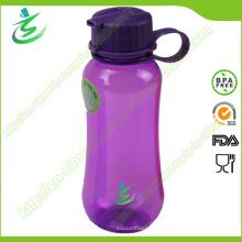 Botella de agua promocional de 300 ml Tritan con paja