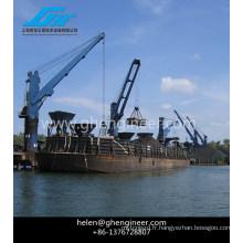 Grue marine Hydraulic Straight Boom