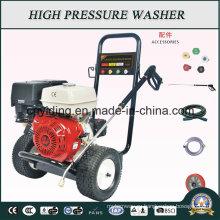 250bar Бензиновая профессиональная промышленная высоконапорная мойка высокого давления (HPW-QP1300-2)