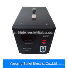 Type de relais SDR Affichage LED numérique home a stabilisateur de tension 3000W