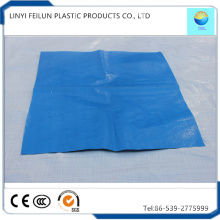 Waterproof Materials Blue Tarp Sheet for Tent