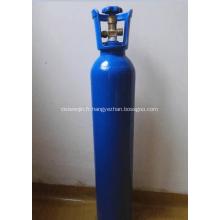 Cylindre de gaz d'oxygène médical