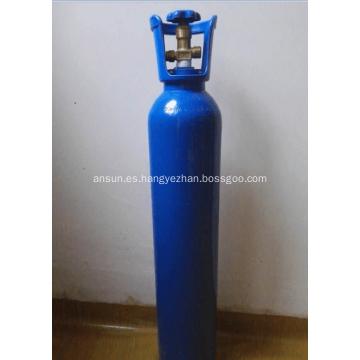Cilindro de gas de oxígeno médico