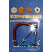 Air Inflating Needle Set para bolas com qualidade AAAAA +