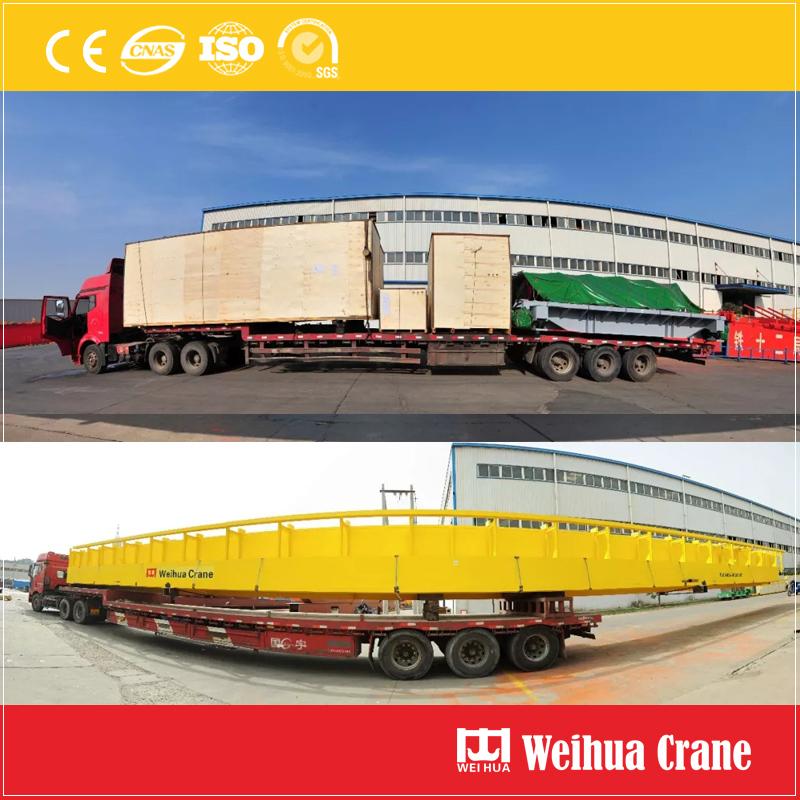 Overhead Crane Girder Shipping