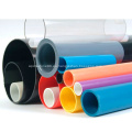 Tubo de acrílico pmma transparente de plástico hueco de extrusión