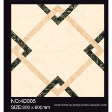 Azulejos de suelo de porcelana pulida / azulejos de cerámica