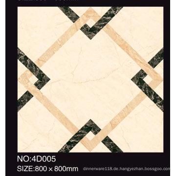 Porzellan polierte Bodenfliesen / keramische glasierte Bodenfliese
