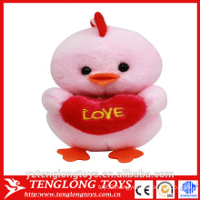 2016 new product stuffed mini chick toy, plush mini chick toy, mini chick