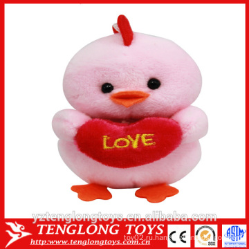 Игрушка мини-цыпленка нового продукта 2016, игрушка плюша мини-цыпленка, мини-цыпленок