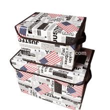 Home Decorative Fabric Foldable Storage Box drawer