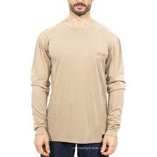 Camisetas resistentes al fuego de manga larga