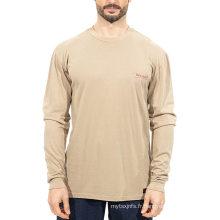 T-shirts résistant au feu manches longues