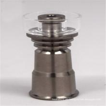Cuarzo / Titanium híbrido Domeless clavo de tabaco para fumar al por mayor (ES-TN-031)