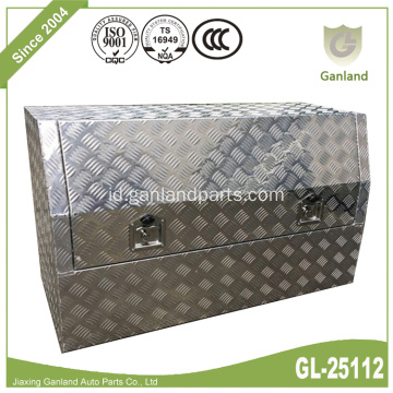 Adjustable Shelf Aluminium Truck Box Dual T Lock