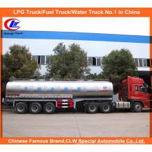 Haut-Milch-Anhänger 30t im 8000gal Massenmilch-Tanker-Anhänger